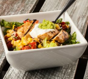 Mexican Grilled Chicken Bowl